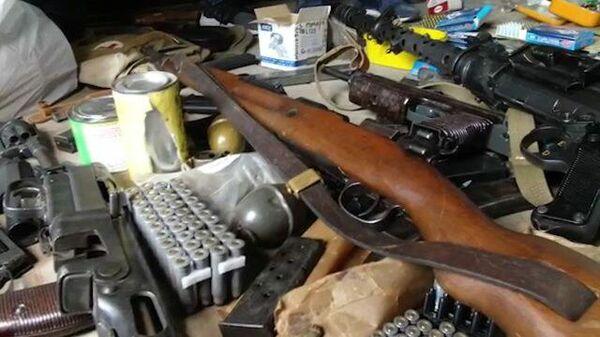 Спецоперация ФСБ против подпольных оружейников