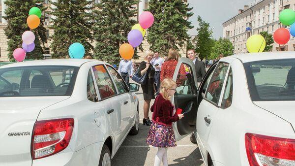 Участники конкурса Лучшая семья года Липецкой области