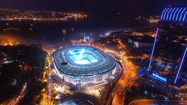 Футбольная арена Бешикташа Vodafone Arena