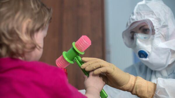 В Национальном медицинском исследовательском центре здоровья детей министерства здравоохранения РФ
