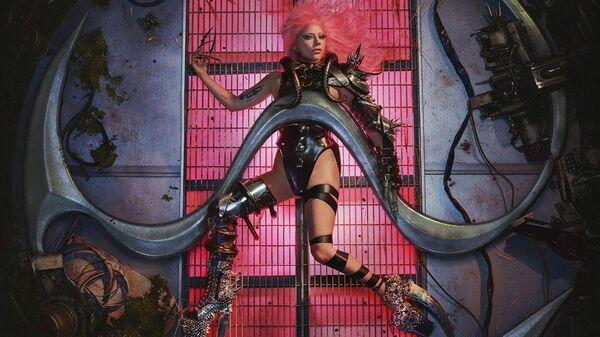 Обложка музыкального альбома Chromatica певицы Стефани Джоанны Анджелины Джерманотты (Lady Gaga)