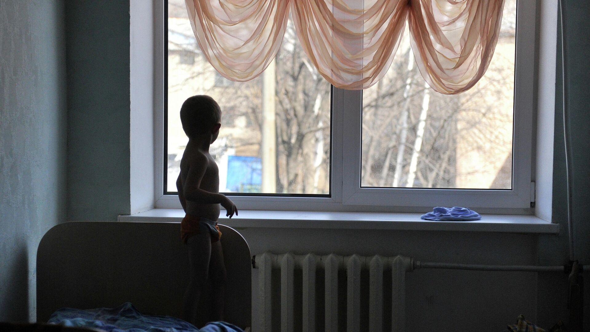 Ребенок - РИА Новости, 1920, 25.06.2021