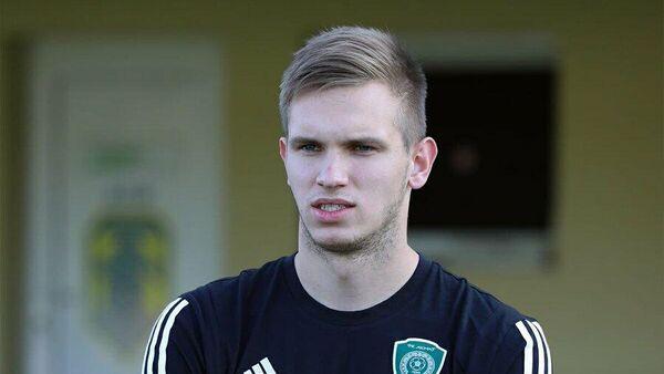 Футболист Ахмата Павел Калошин