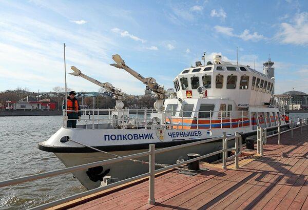 Пожарный корабль Полковник Чернышев