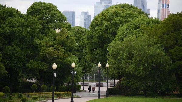 В Москве возобновили работу парки