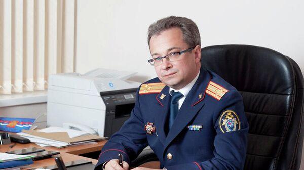 Начальник Главного следственного управления Следственного комитета России по Москве Андрей Стрижов