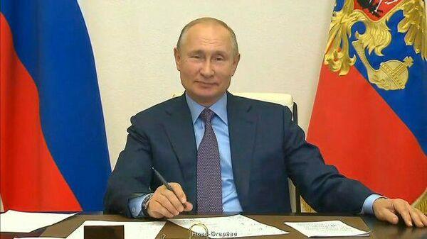 О цене договоримся: Путину предложили сшить горнолыжный костюм