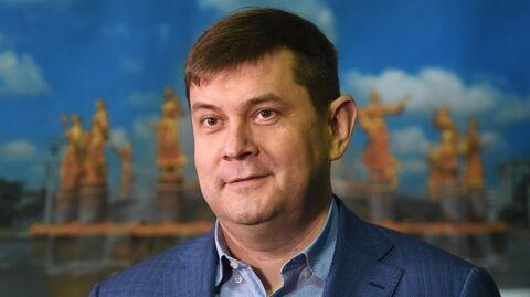 Руководитель Департамента культурного наследия города Москвы Алексей Емельянов
