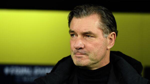 Спортивный директор дортмундской Боруссии Михаэль Цорк