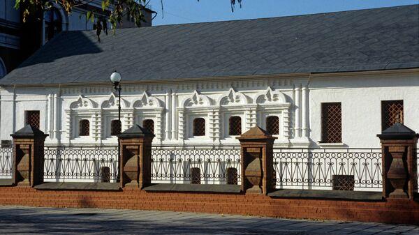 Палаты конца XVII века в Лаврушинском переулке