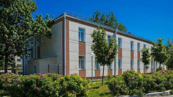 Госпиталь для лечения больных коронавирусной инфекцией в Карачево-Черкесской республике