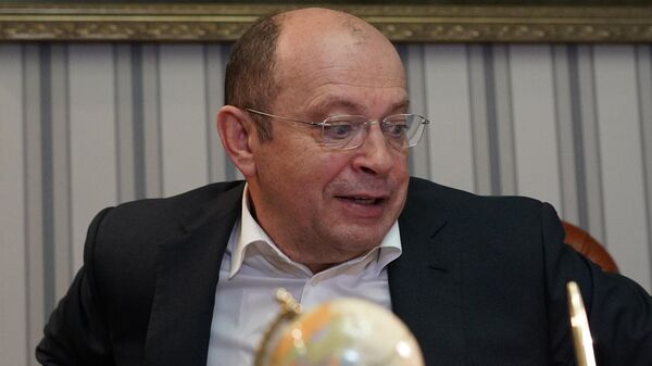 Пресс-конференция президента РПЛ С.Прядкина