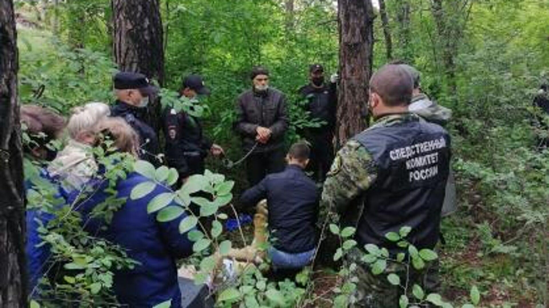 """Заживо сжег младенца"": почему отпустили убийцу из Хакасии"