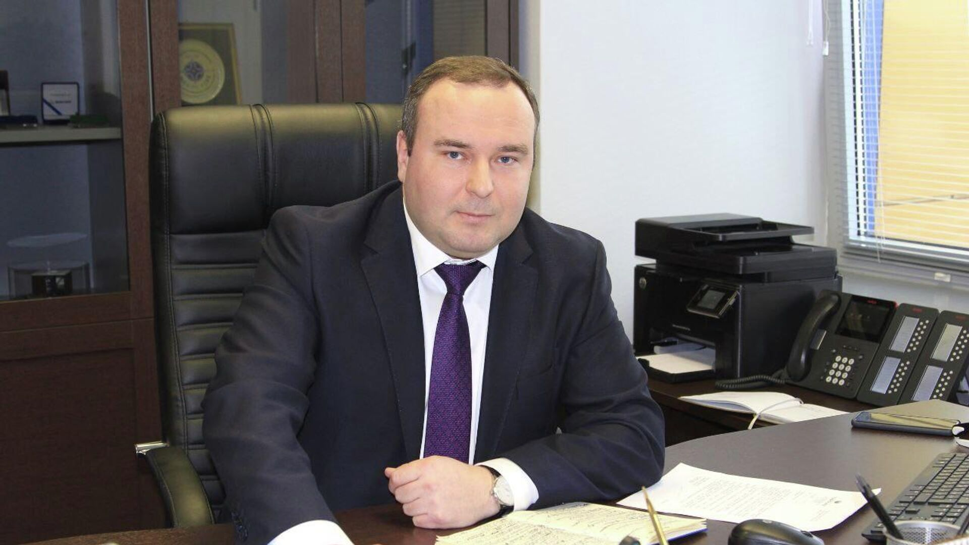 Генеральный директор главкосмоса Дмитрий Лоскутов - РИА Новости, 1920, 06.04.2021