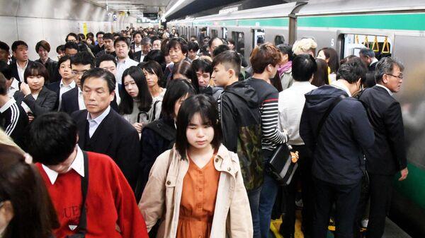 В Японии работают над определением плотности толпы на фоне COVID-19