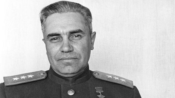 Николай Эрастович Берзарин