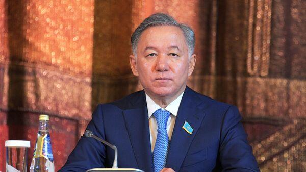 Спикер нижней палаты парламента Казахстана Нурлан Нигматулин