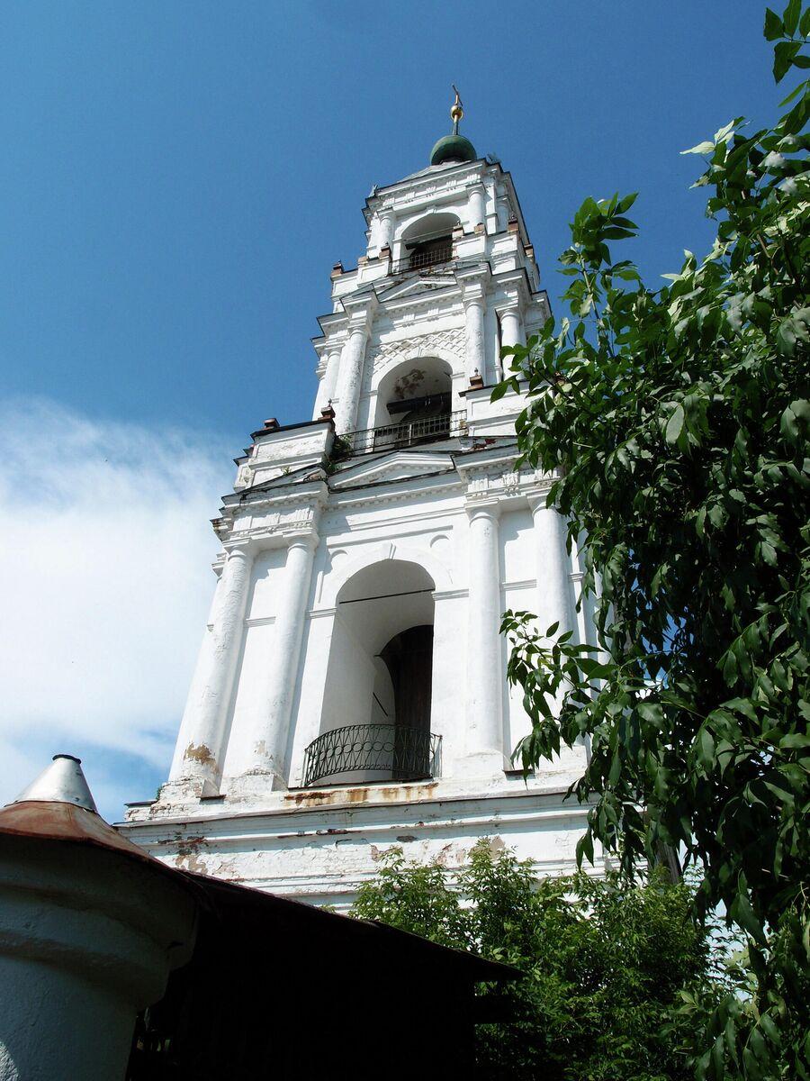 Колокольня Казанского собора