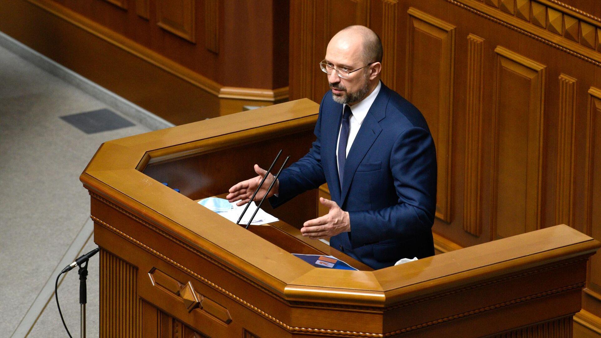 Премьер Украины поддержал идею двойного гражданства со всеми, кроме России