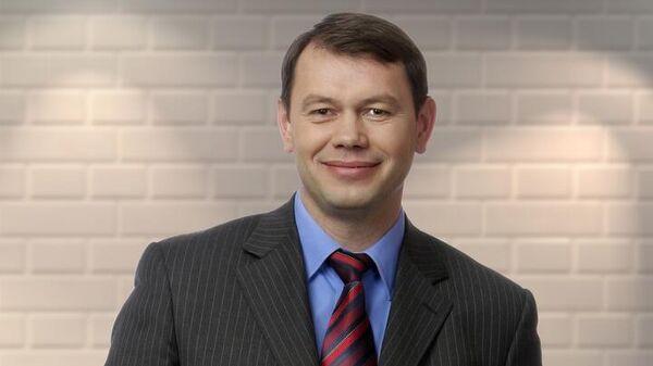 Генеральный директор Магнитогорской обувной фабрики Владимир Волошок