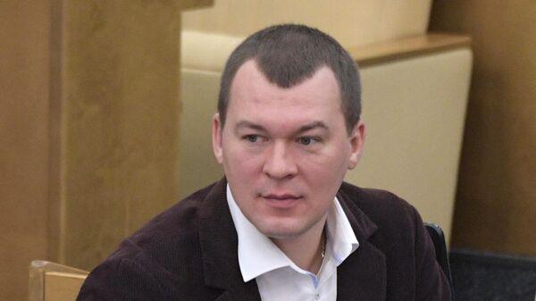 Журова назвала Дегтярева амбициозным человеком