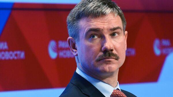 Директор Департамента международных организаций МИД России Петр Ильичев