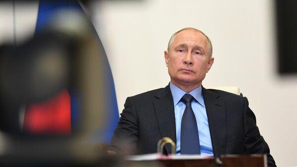 Путин рассказал о значении поправок к Конституции