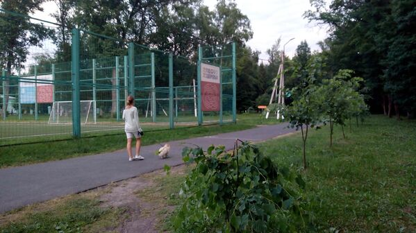 Парк Боева Дача в Курсе