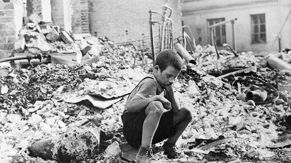 Маленькие герои большой войны. Тихон Баран
