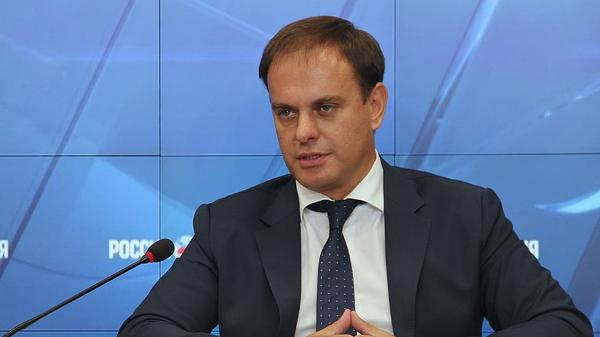 Министр курортов и туризма Крыма Вадим Волченко