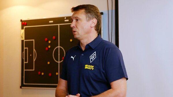 Главный тренер Крыльев Советов Андрей Талалаев