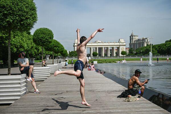 Летний отдых в Москве