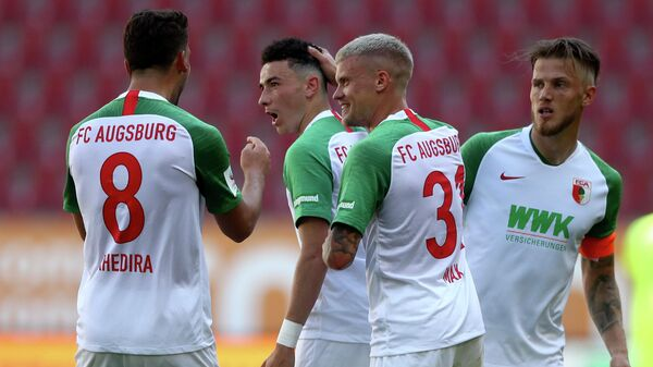 Футболисты Аугсбурга