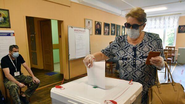 На Камчатке 70,59% жителей поддержали поправки в Конституцию
