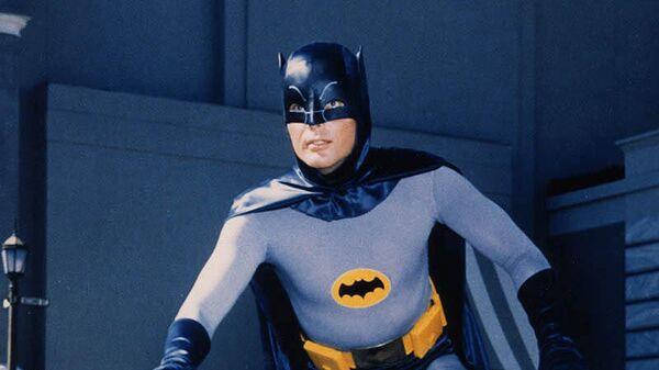 Кадр из фильма Бэтмен. 1966 год