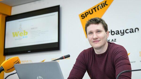 Руководитель центра интернет-технологий МИА Россия сегодня Алексей Филипповский