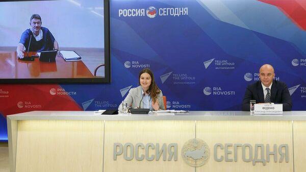 Пресс-конференция Новые вызовы онкологической службе: COVID-19 в ММПЦ МИА Россия сегодня