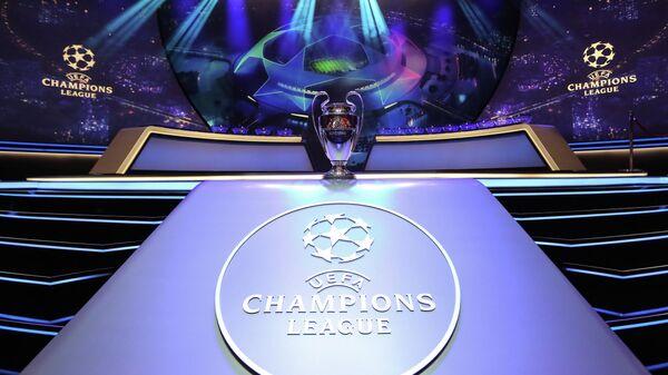 Трофей футбольной Лиги чемпионов
