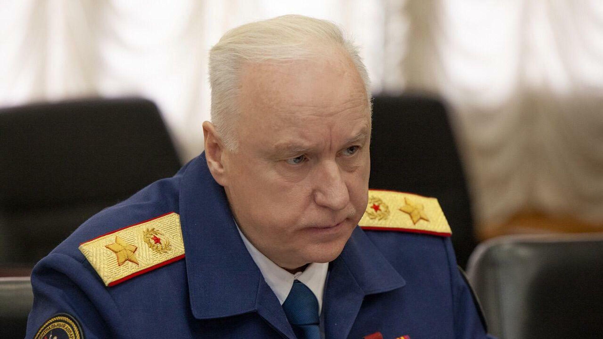 Главе СК доложат о деле об отравлении детей в бассейне в Таганроге