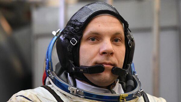 Космонавт Роскосмоса Иван Вагнер