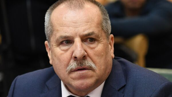 Член Комитета Совета Федерации РФ по обороне и безопасности Валерий Куликов