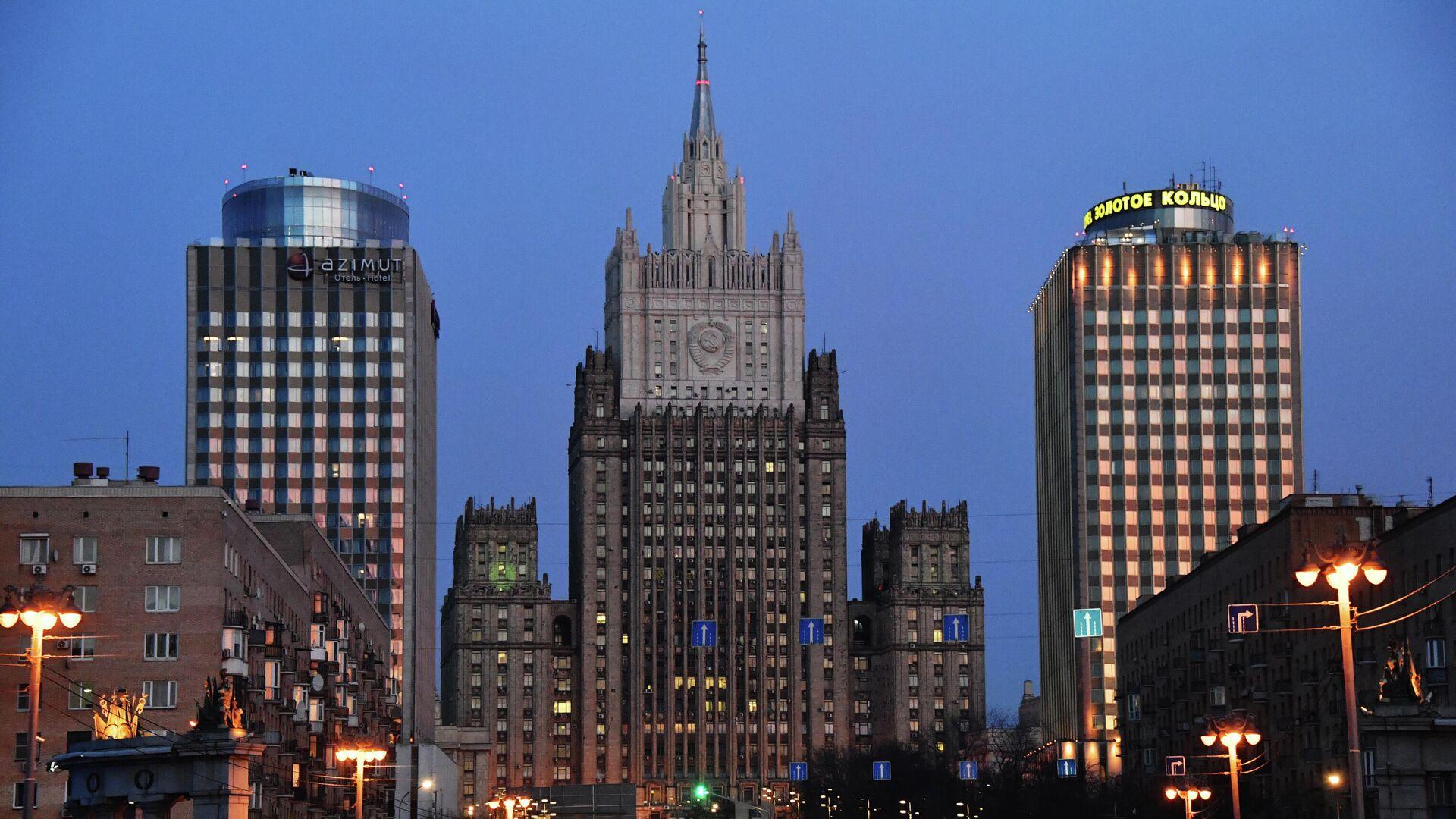 МИД заявил, что Москва ответит на возможные санкции ЕС