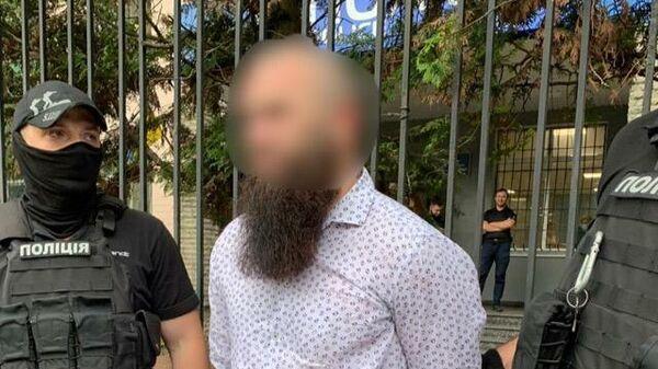 Задержанный в Киеве гражданин РФ