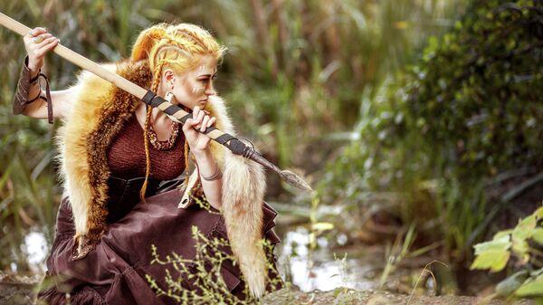 Загадка амазонок. Древние воины-мужчины на самом деле оказались женщинами