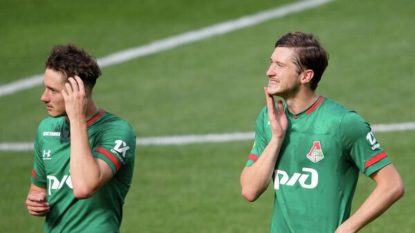 Антон Миранчук (слева) и Алексей Миранчук