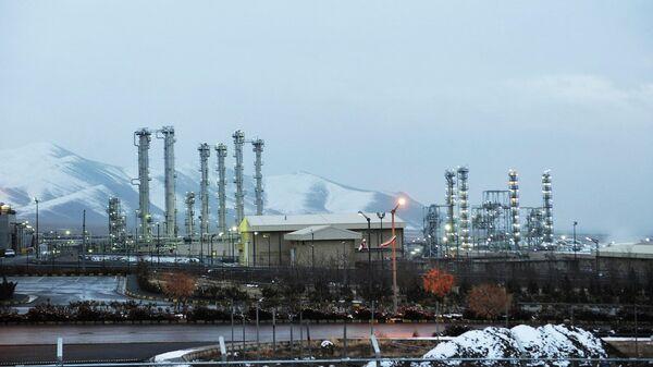 Тяжеловодный ядерный реактор в Араке, Иран
