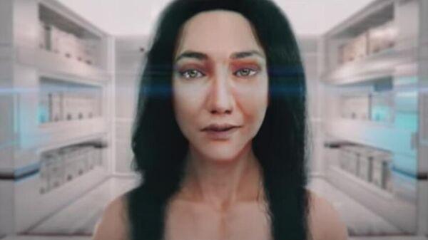 Кадр из клипа на песню Кислород певицы Лолиты Милявской