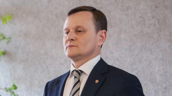 Председатель Петрозаводского городского совета Геннадий Боднарчук