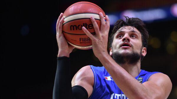 УНИКС опроверг информацию о переговорах с баскетболистом Джентиле
