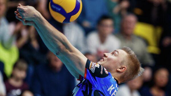 Волейболист Кузбасса Лаури Керминен